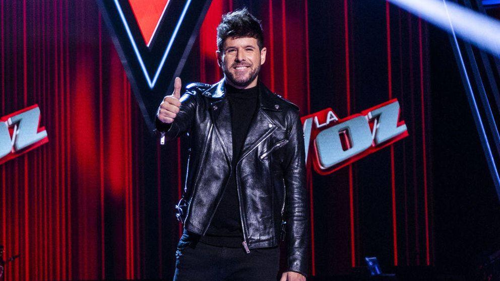 'La Voz' más dramática de Antena 3 alza a Pablo López como el coach más deseado
