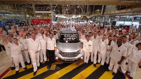 Honda dejará de fabricar coches en Europa en julio al cerrar Swindon