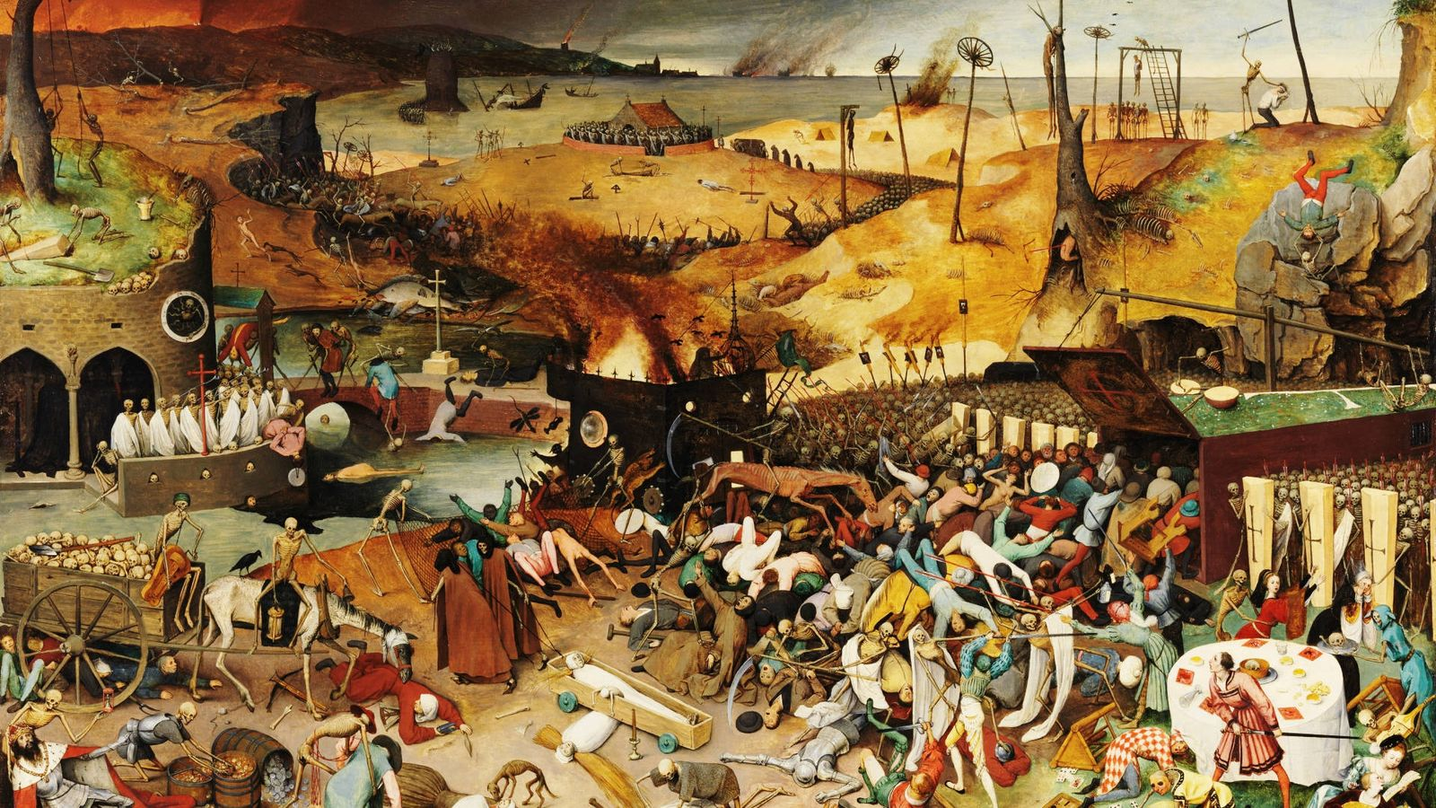 Historia: La peste negra y el error del Decamerón. ¿Es buena idea ...