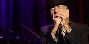 Leonard Cohen, Premio Príncipe de Asturias de las Letras 2011
