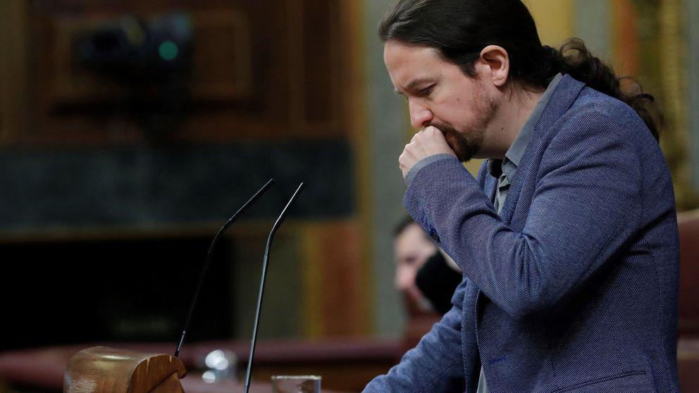 Iglesias reclama a Sánchez que no ceda a la presión para incendiar Cataluña