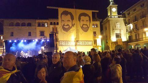 Butifarrada solidaria con... Puigdemont: Si regresa, bien, si se queda, también