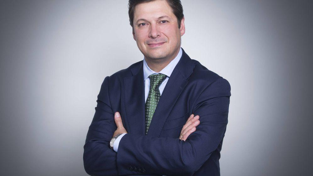 Foto: Juan Rivera, nuevo Senior Managing Director del área de Comunicación Estratégica de FTI Consulting.