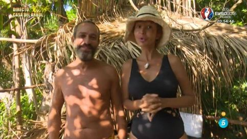 Víctor Sandoval, expulsado de 'Supervivientes' pero muy feliz