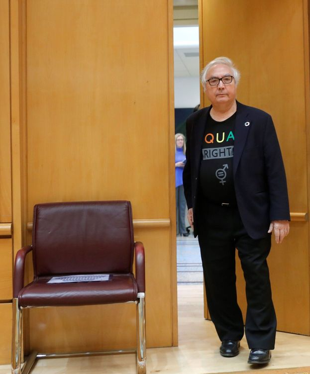 Foto: Manuel Castells, ministro de Universidades. (EFE)