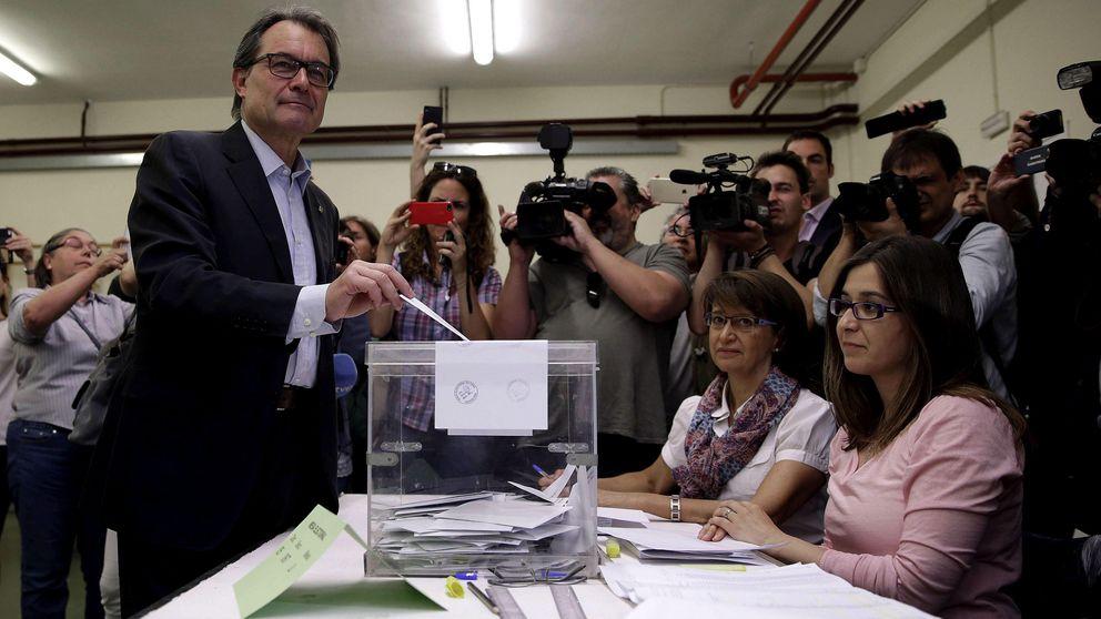 Artur Mas confirma que las elecciones catalanas serán el 27 de septiembre