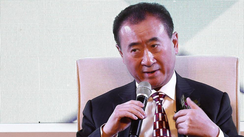 Wang Jianlin, el millonario chino 'enamorado' de Madrid y del Atleti