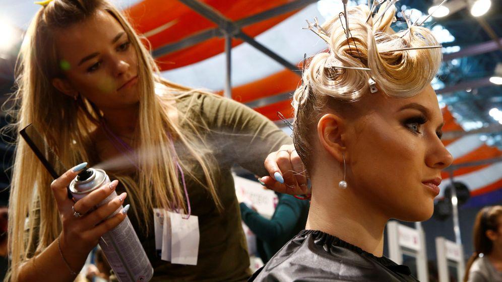 Foto: El silencio puede ser esencial para conseguir relajarnos en la peluquería (Reuters/Vasily Fedosenko)