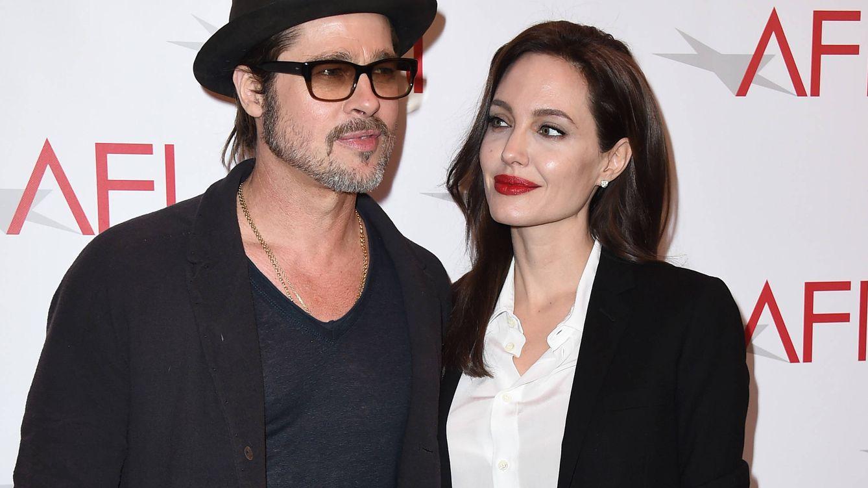 Foto: Brad Pitt y Angelina Jolie (Gtres)