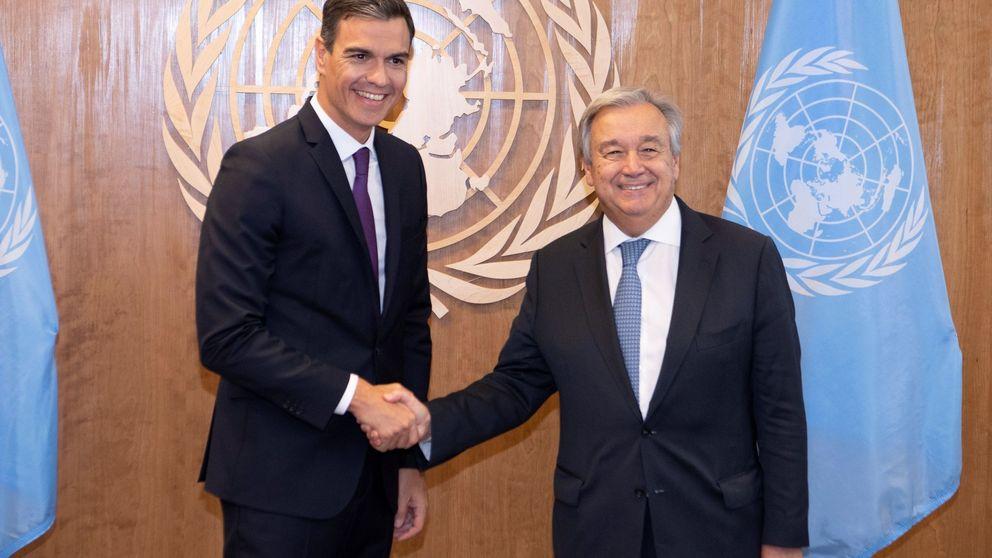 Sánchez se compromete a aportar 350 millones de euros a fondos para el clima