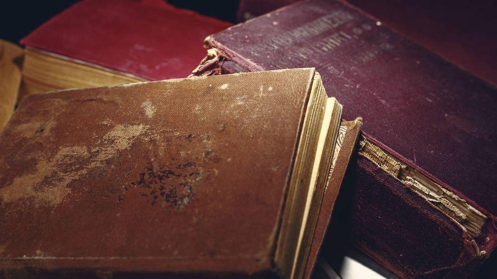 Los libros envenenados que han aparecido en una biblioteca