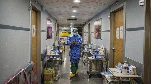 Once médicos muertos en Italia en dos días y ya suman 61 sanitarios fallecidos