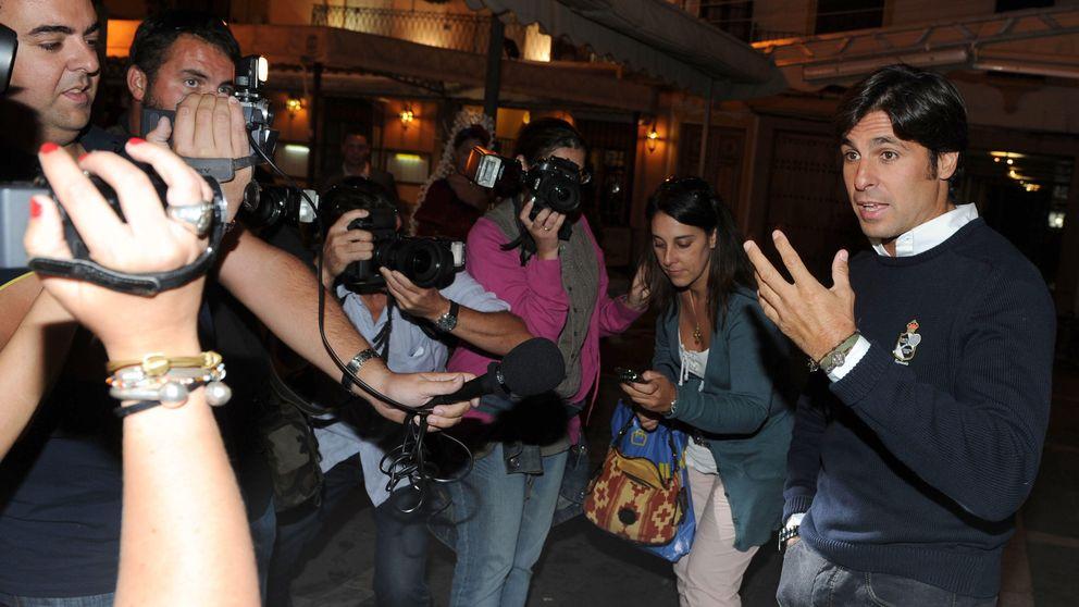 Fran Rivera y su particular cruzada con los paparazzi