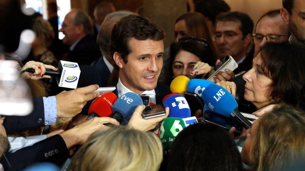 Tejerina, García Egea, Montserrat: Casado se atasca en comunicación