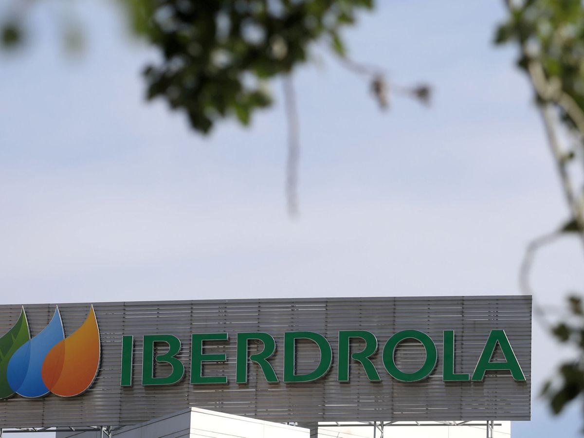 Foto: Logo de Iberdrola. (Reuters)