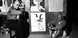 Post de Las 700 cartas de Picasso y Sabartés: una historia de amistad, humor y sexo