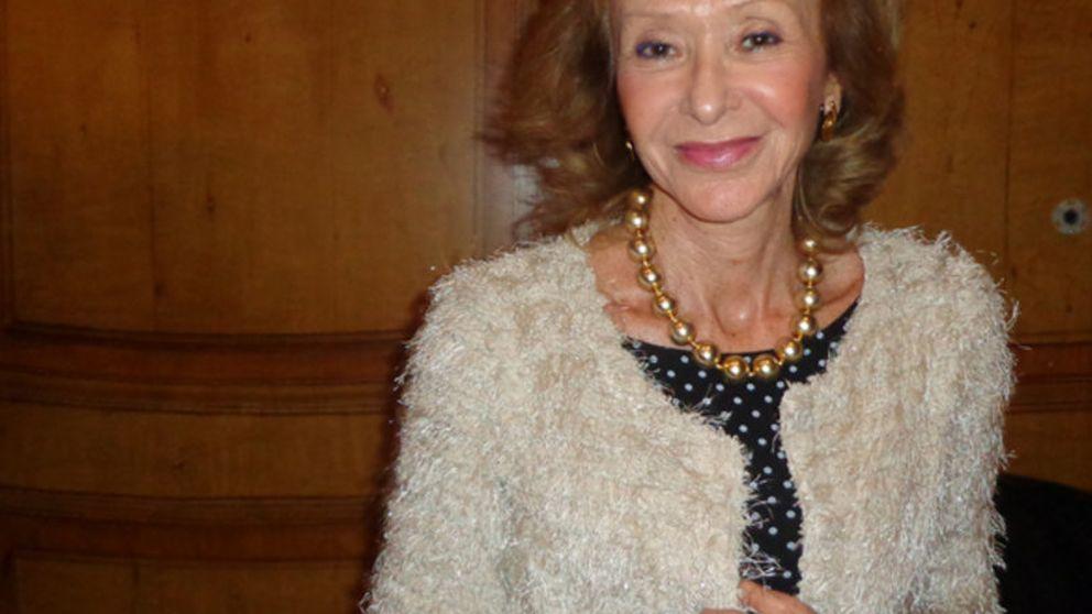 """María Teresa Fernández de la Vega: """"Me da igual lo que digan, yo me veo monísima"""""""