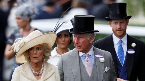 Todas las fotos de la familia real británica en Ascot