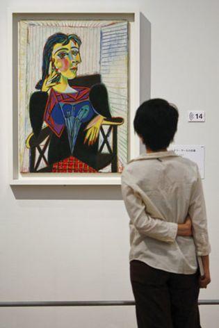 Foto: Una retrospectiva de Picasso, exposición del año en Tokio