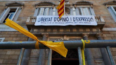 Pancartismo sin política: los gestos de Torra para forzar una confrontación