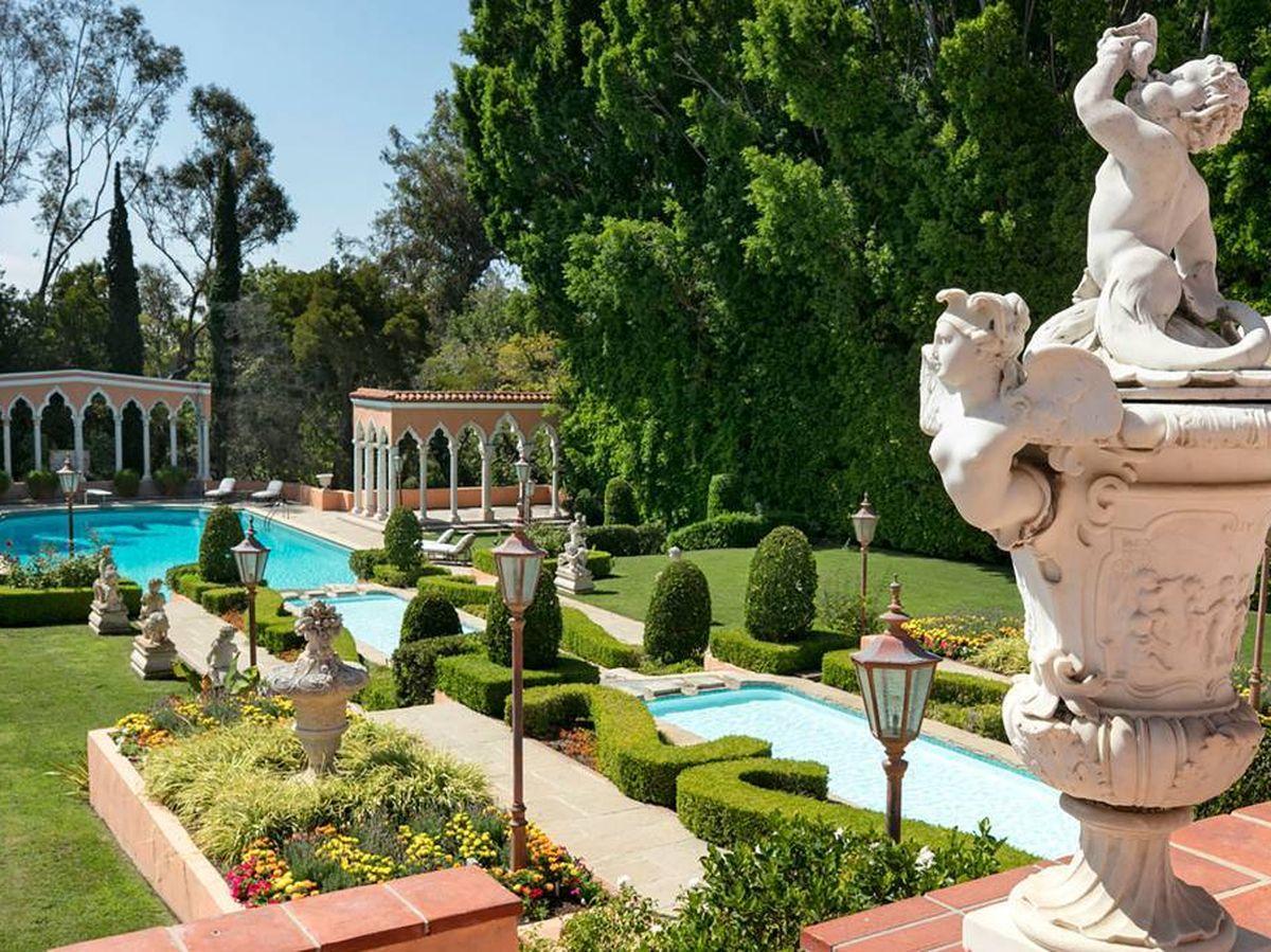 Foto: Beverly House, la casa más famosa de Hollywood. (Beauchamp Estates)