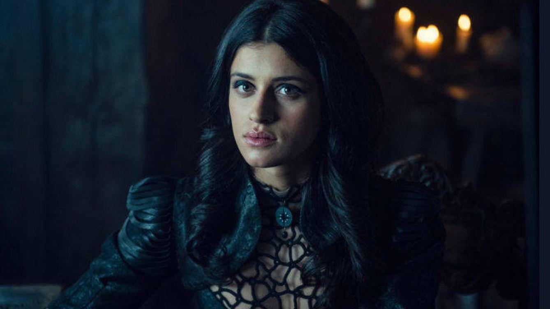 Foto: Anya Chalotra es Yennefer en 'The Witcher'. (Netflix)