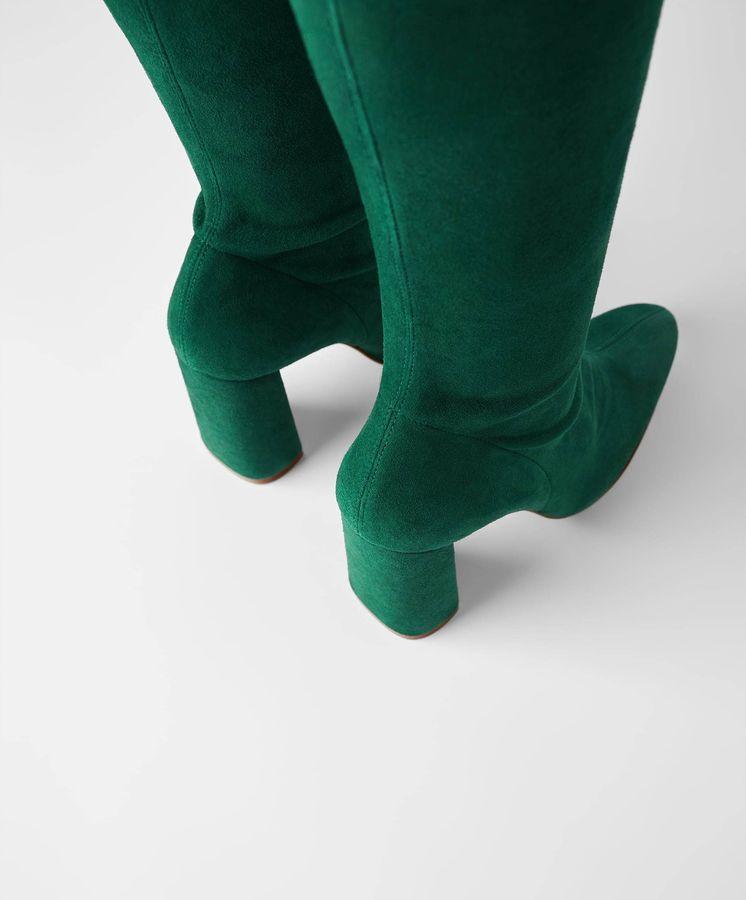 Foto: Las botas más bonitas del mundo mundial. (Zara, cortesía)