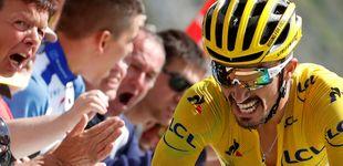 Post de La exhibición de Alaphilippe en el Tourmalet para alejar a sus rivales del Tour de Francia