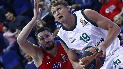 El Unicaja conquista Moscú y ya es el único equipo invicto de la Euroliga