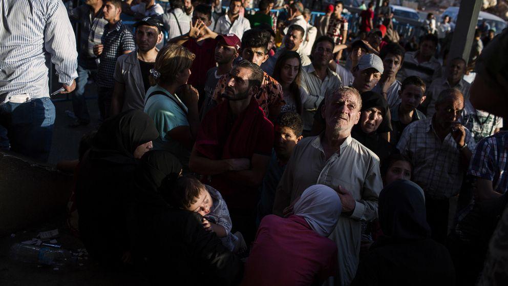 ¿Cómo escapar de Siria? En un crucero de vacaciones