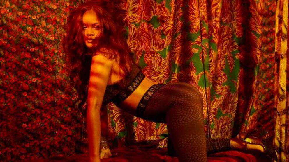 Rihanna va a revolucionar la moda con su desfile... y con su foto más sexy