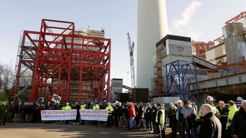 Los mineros jubilados vuelven a las calles para exigir a Endesa su electricidad gratis