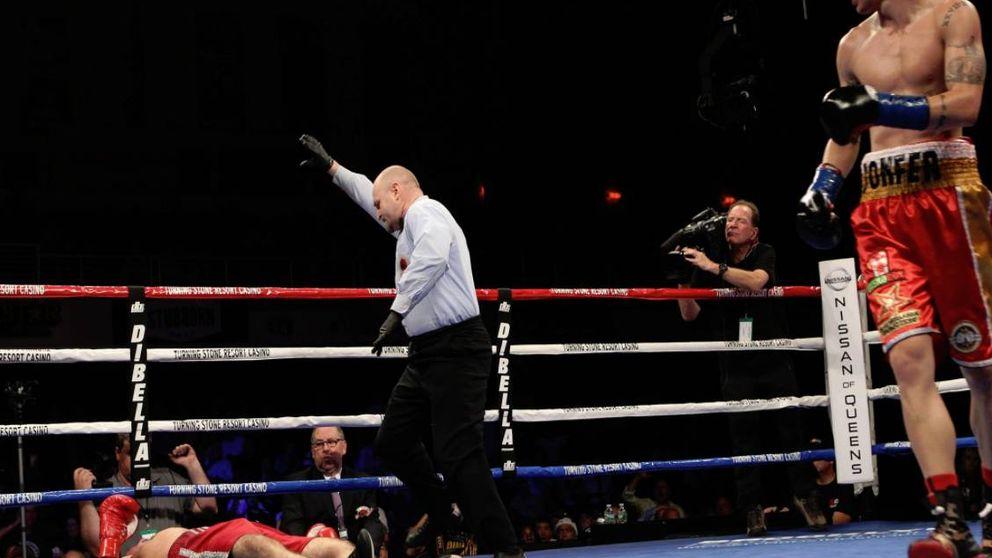 Demoledor Jonfer: los 210 golpes brutales y atractivos para la televisión de EEUU