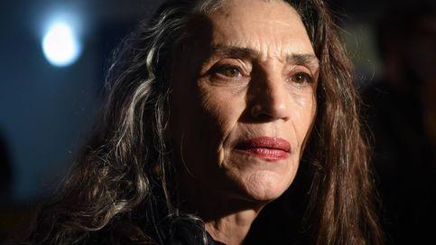 La polémica de las arrugas de Ángela Molina que ha involucrado a Lucía Etxebarría