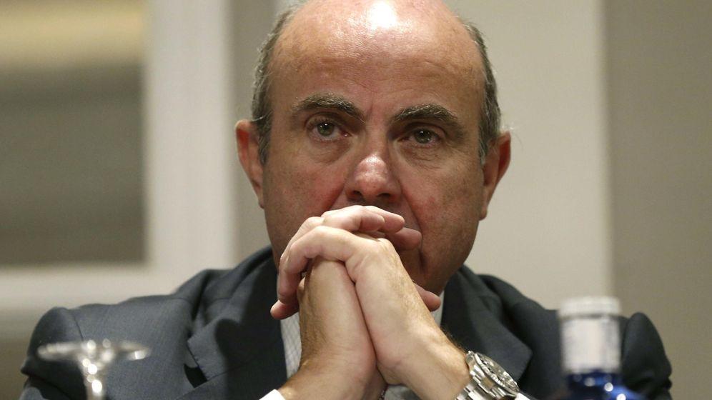 Foto: Luis de Guindos dejará el Gobierno tras las elecciones del 20 de diciembre (EFE)
