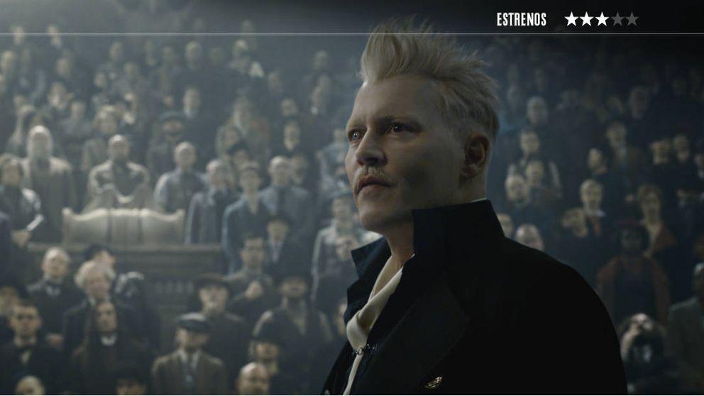 'Animales fantásticos 2': el universo Harry Potter, contra el fascismo