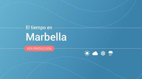 El tiempo en Marbella: previsión meteorológica de hoy, miércoles 13 de noviembre