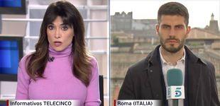 Post de El error viral de un reportero de 'Informativos Telecinco'