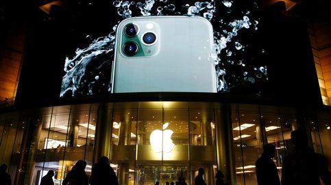 Apple sufre en bolsa por el hundimiento de las ventas del iPhone 11 en China