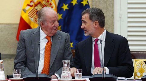 Don Juan Carlos, en el basurero