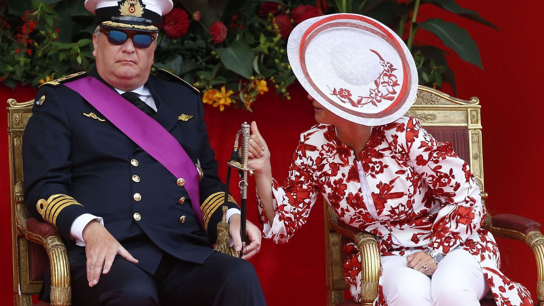 El príncipe Laurent de Bélgica. (EFE)