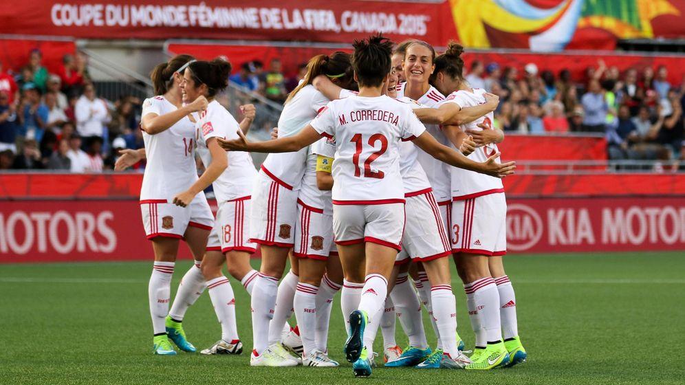 Foto: España cayó eliminada en la primera fase del Mundial de Canadá (Imago)