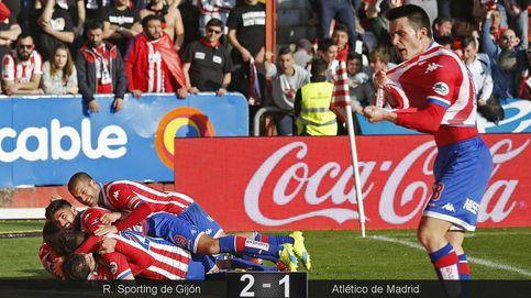 Ser premium deja sin fuerzas al Atlético