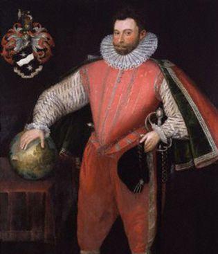 Foto: La fuga de Francis Drake, un valiente a tiempo parcial