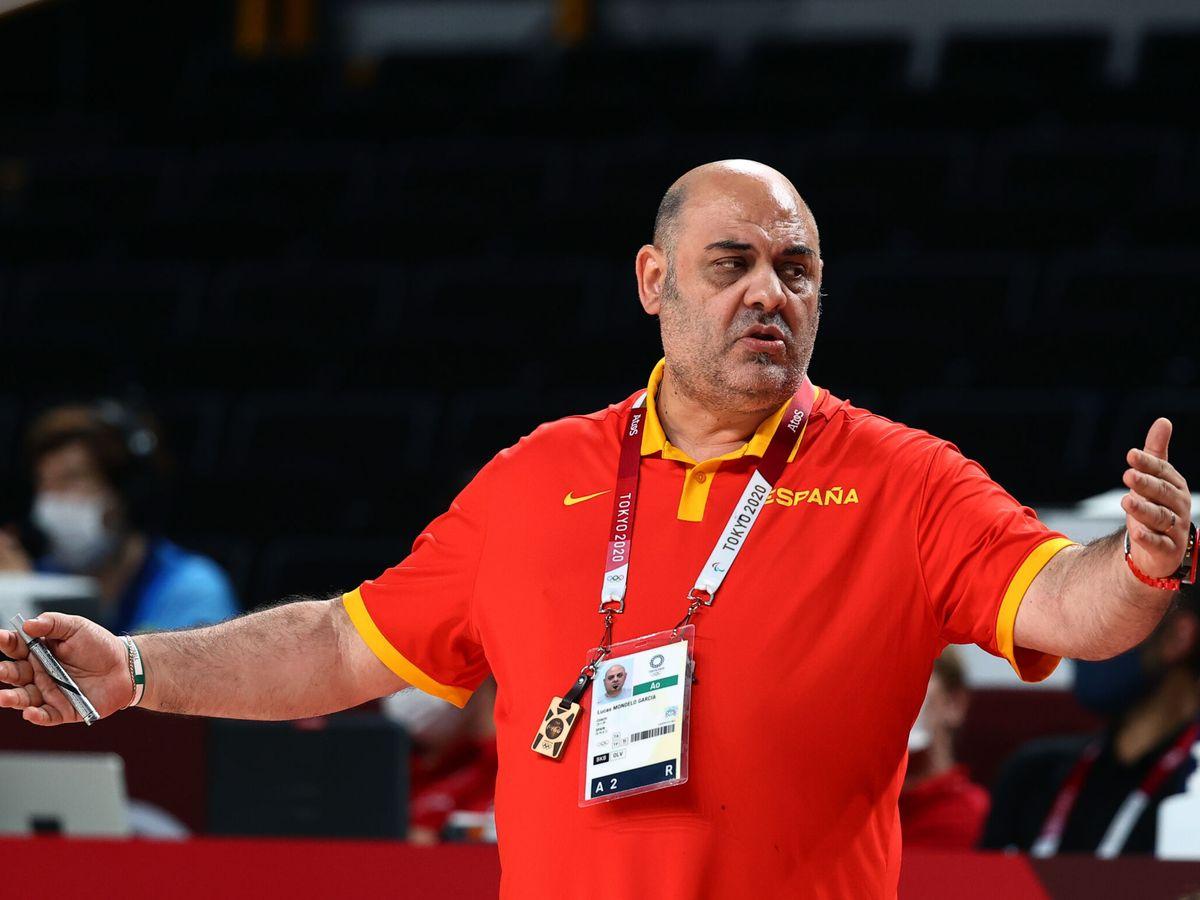 Foto: Lucas Mondelo, durante los Juegos Olímpicos de Tokio. (Reuters)
