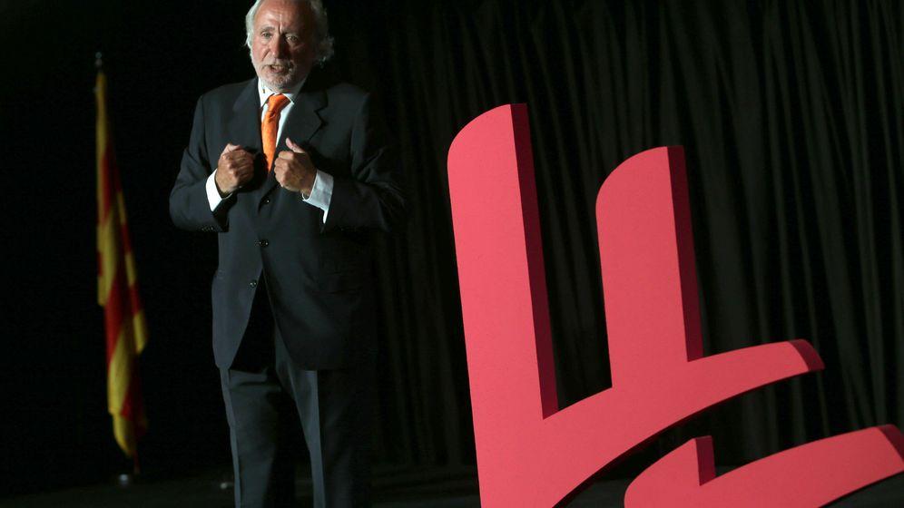Foto: Antoni Fernández Teixidó, presidente de Lliures. (EFE)
