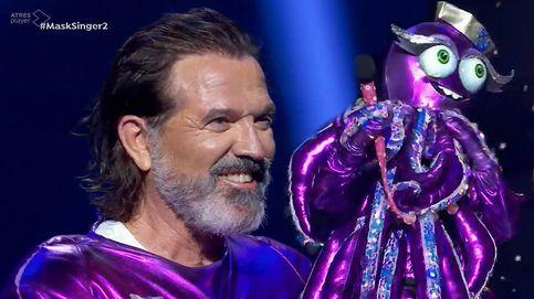 Guiño de 'Mask Singer' a La Veneno:  Pepe Navarro, bajo la máscara de Pulpo