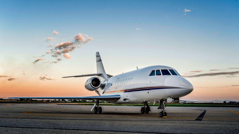 Los March o cómo hacer negocio de la boda de su hijo alquilando el avión privado