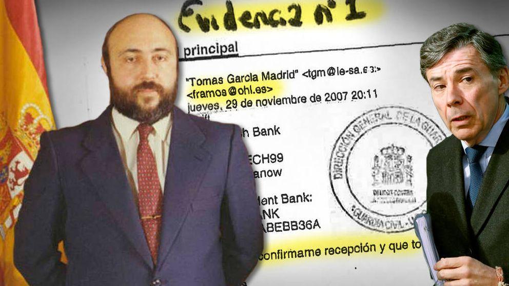 Felicísimo, el jubilado de los 1,4 M: de testigo en el caso Roldán a imputado en Lezo