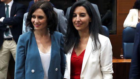 Díaz Ayuso afea a Vox su doble vara de medir con los delitos de españolazos y extranjeros